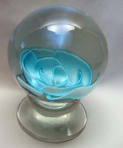 Lt. Blue Rose $600.00