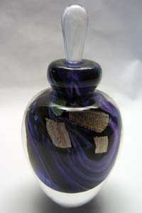 Small Swirl, Purple $65.00
